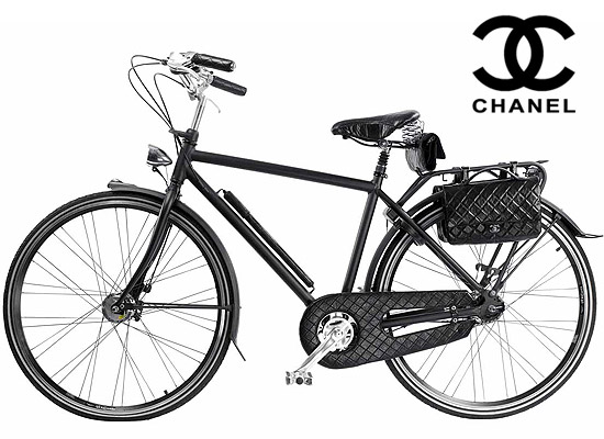 Chanel Fashion Bicycle